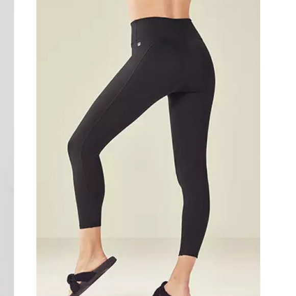 2815f2fde5e54a Fabletics Pants - Fabletics high-waisted Powerhold 7/8 leggings
